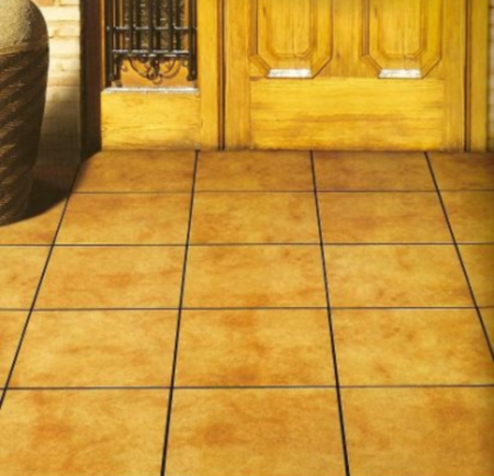 Galer a servicios de construccion ampliacion de casas - Como pintar un piso de baldosas ...